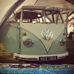 Mollie at VW Festival